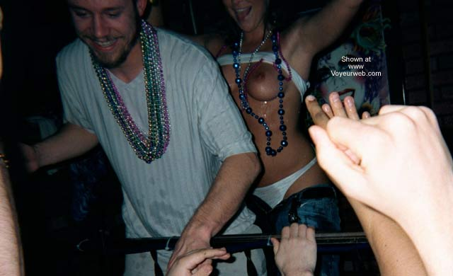 Pic #3 - Fat Tuesday Wet T-shirt Contest