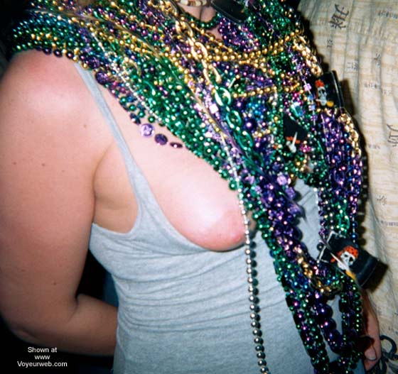 Pic #6 - Fat Tuesday Wet T-shirt Contest