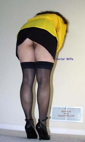 Pic #2 - Doctor Wife in High Heels 1