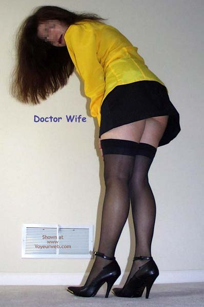 Pic #4 - Doctor Wife in High Heels 1