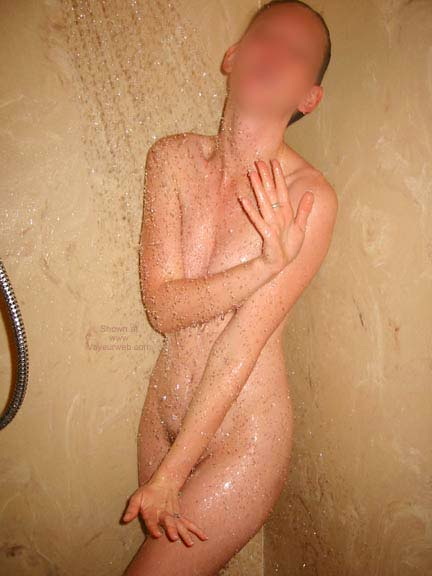 Pic #4 - NM In The Shower!