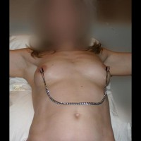 Flasherbeth Makes Her Nipples Hard