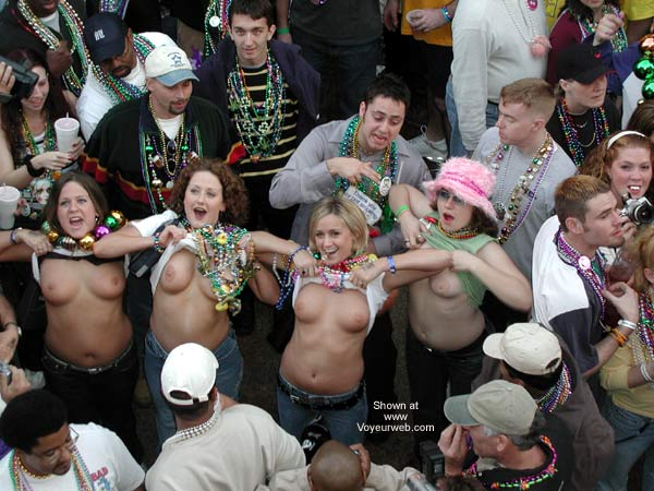 Pic #1 - Mardi Gras 2