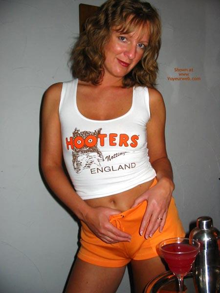 Pic #2 - Saucyminx Hooters Girl