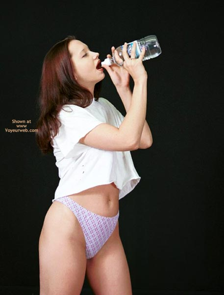 Pic #2 - Fun With A Water Bottle