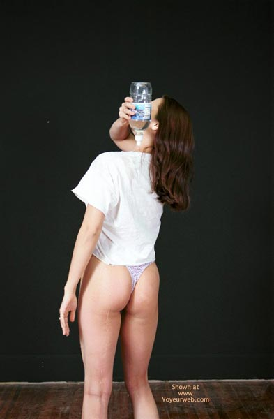 Pic #5 - Fun With A Water Bottle