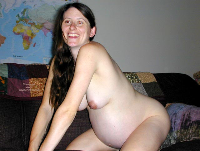 Pic #6 - One Sexy Pregnant Lady