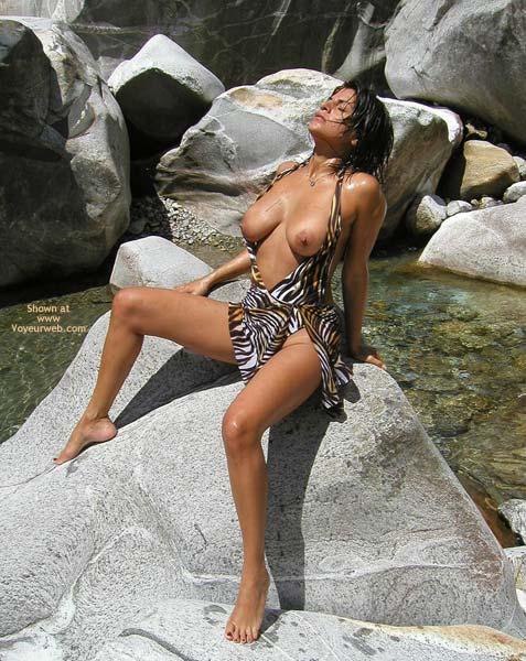 Pic #2 - Vanessa, My Tiger Swimwear