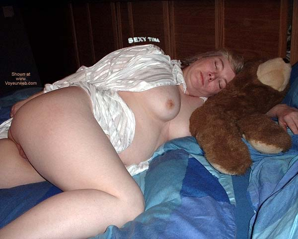 Pic #4 - Sexy Tina and The Big Bear 1