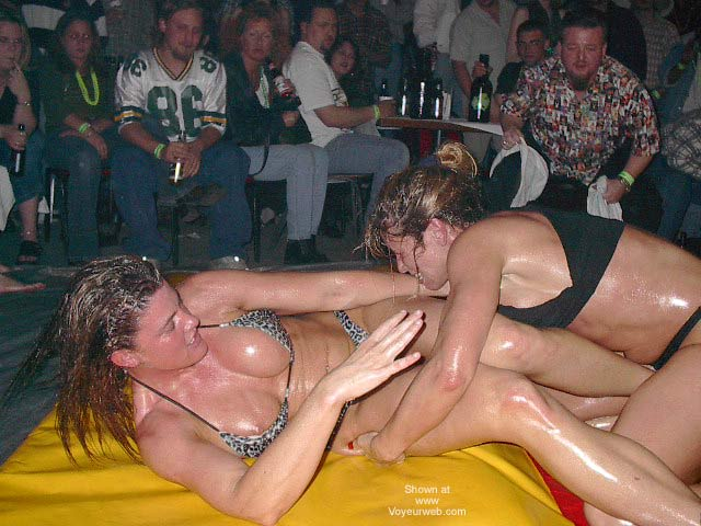 Pic #2 - St Pattys Oil Wrestling in Oklahoma 2