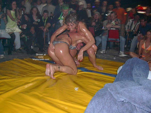 Pic #3 - St Pattys Oil Wrestling in Oklahoma 2