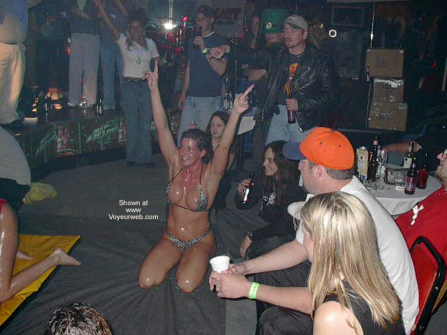 Pic #5 - St Pattys Oil Wrestling in Oklahoma 2
