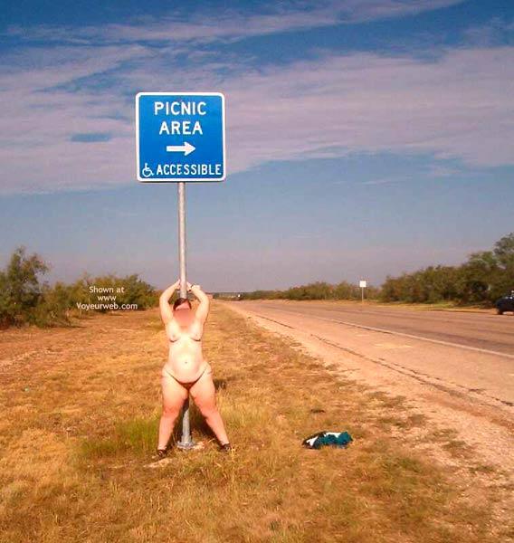 Pic #6 - Peaches Bbw On The Road Again