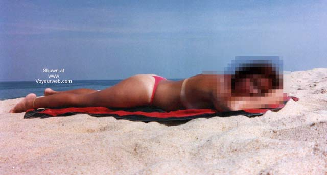 Pic #1 - Portuguese Body On Topless Beach