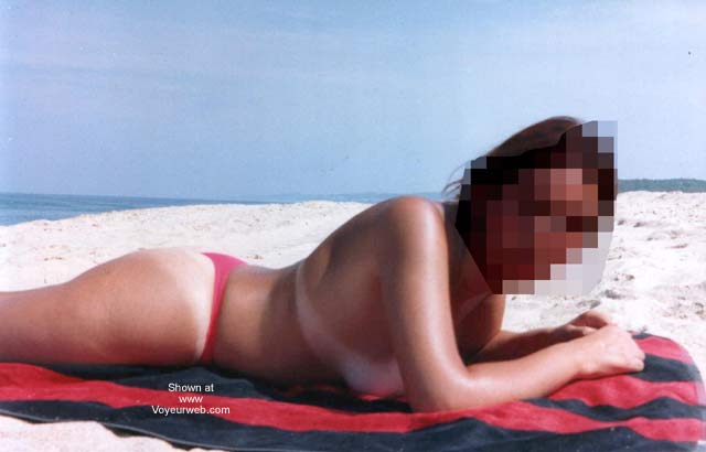 Pic #2 - Portuguese Body On Topless Beach