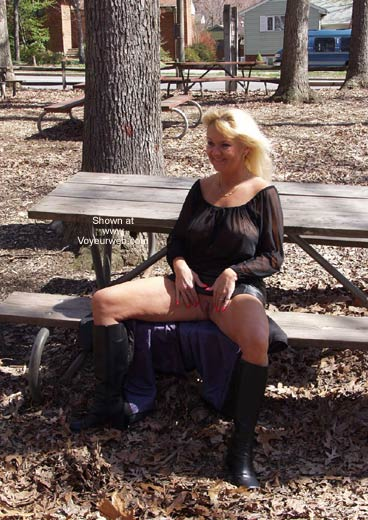 Pic #1 - Marcia in The Park