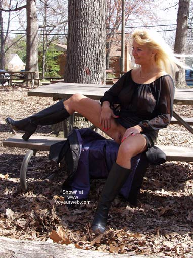 Pic #2 - Marcia in The Park