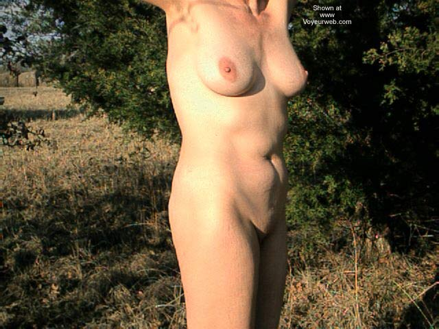 Pic #1 - Naked in The Southern Woods 1
