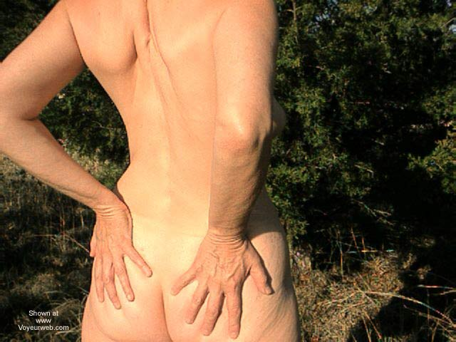 Pic #2 - Naked in The Southern Woods 1