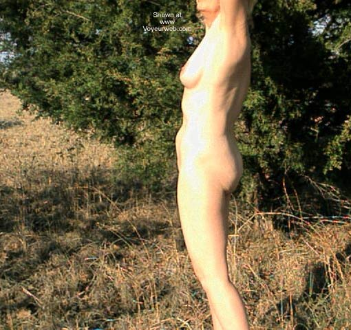 Pic #4 - Naked in The Southern Woods 1