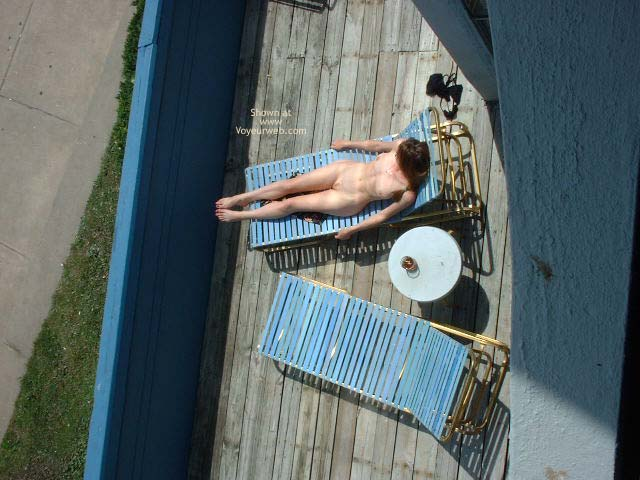 Pic #10 - Day On The Deck