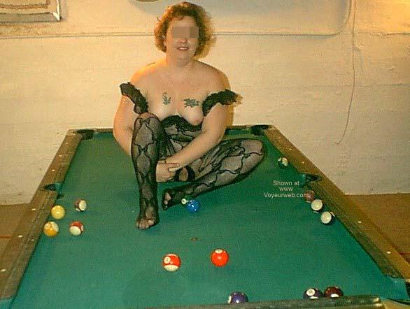 Pic #7 - OzGal (BBW) Round of Pool