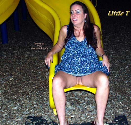 Pic #6 - Little T at The Playground