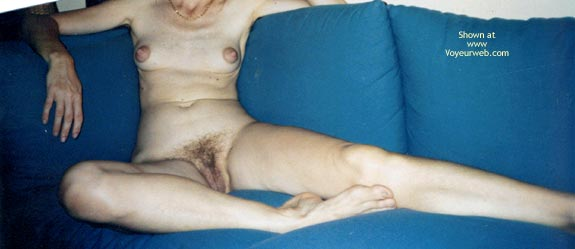Pic #3 - All Legs And Nips, Shave Or No?