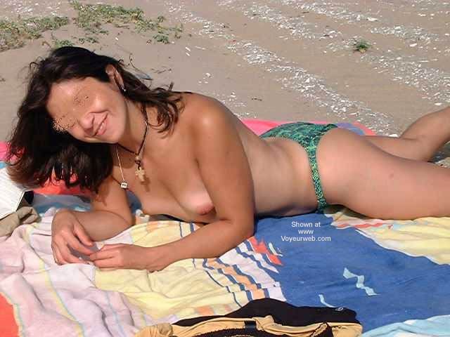 Pic #4 - No More Lingerie On The Beach