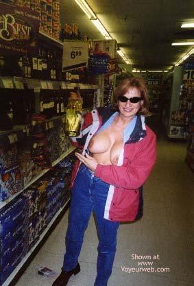 Pic #1 - Discount Store Shopping Fun