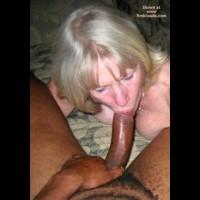 Black Dick Getting Sucked 2