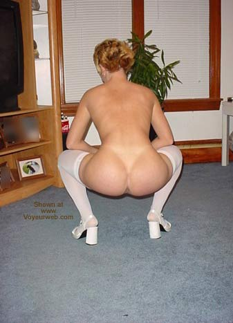 Pic #8 - Blazin1 and Her White Thigh Highs!!