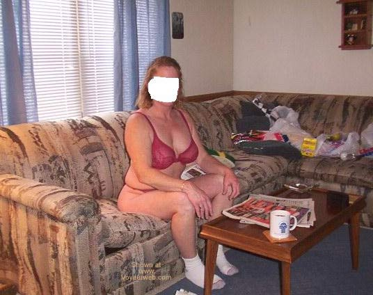 Pic #1 - Hot Wifes 1st Time