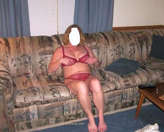 Pic #2 - Hot Wifes 1st Time
