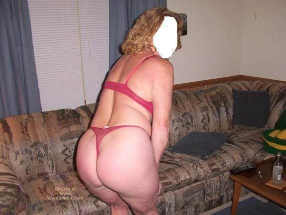 Pic #4 - Hot Wifes 1st Time