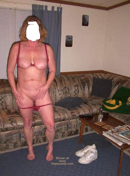 Pic #6 - Hot Wifes 1st Time
