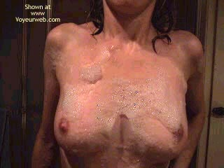 Pic #1 - Shower Tits