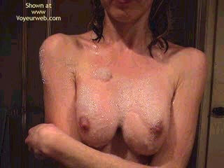 Pic #3 - Shower Tits