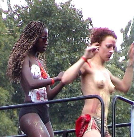 Pic #7 - LoveParade 2001 In Berlin 50