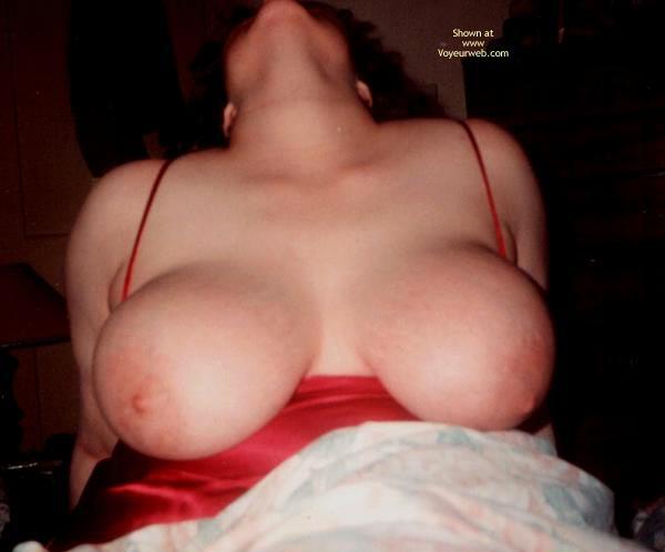 Pic #4 - My Big 38dd Boobs