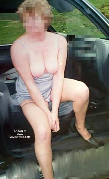 Pic #4 - Jane In The Car