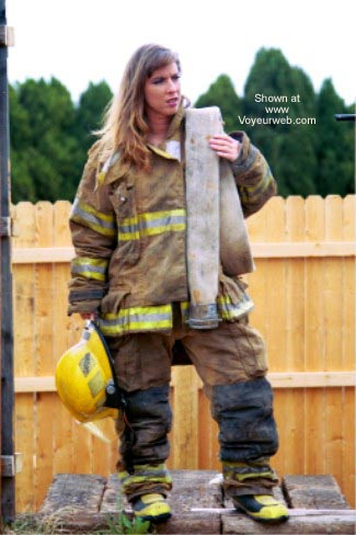 Pic #1 - RT Firefighter Jill