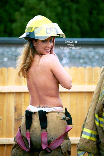 Pic #4 - RT Firefighter Jill