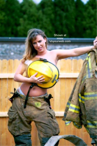 Pic #5 - RT Firefighter Jill