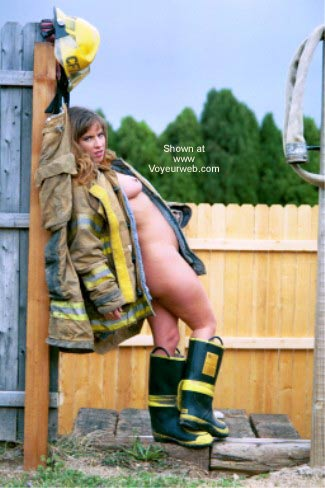 Pic #7 - RT Firefighter Jill
