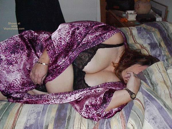 Pic #5 - Purple Robe