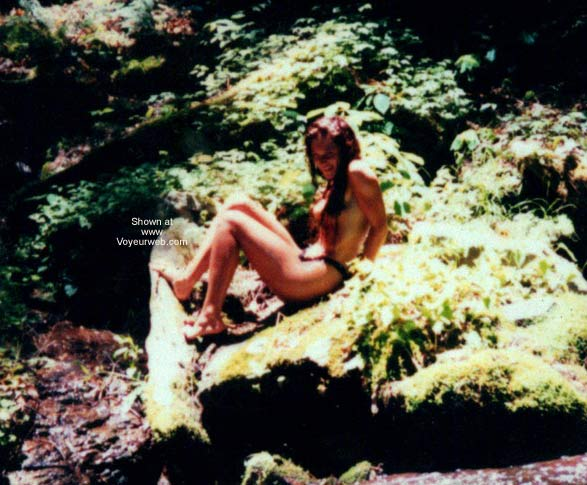 Pic #1 - Playing in the Woods