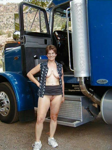 Pic #9 - Playing With Truckers In Colorado