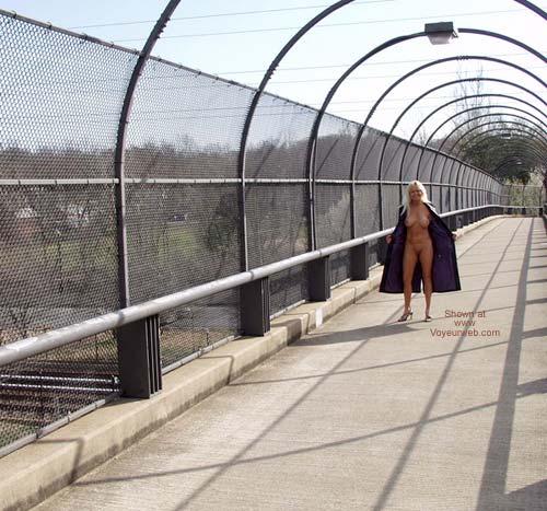 Pic #2 - A Pedestrian Overpass