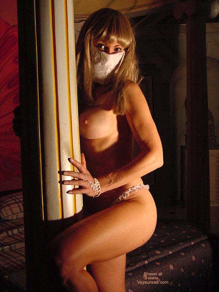 Pic #2 - Sexy Mask 4 U Welcome to my Harem